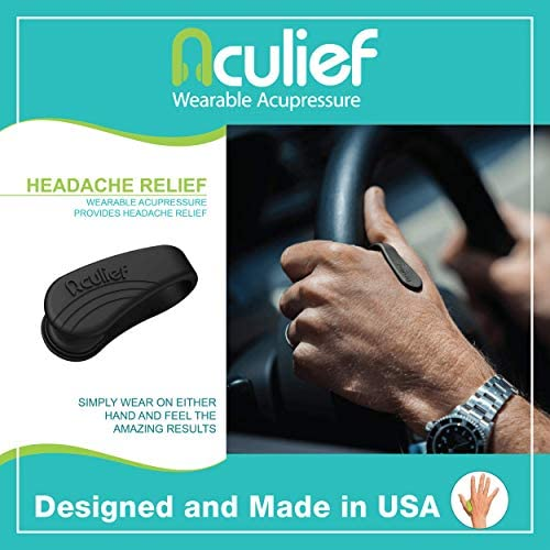Aculief - Award Winning Natural Headache, Migraine ...